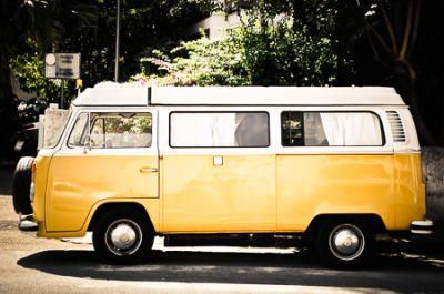 Noleggio furgoncino vw volkswagen t2 del 39 75 allestito for Mobili westfalia
