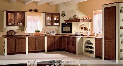 Le Cucina In Muratura Di Spagnol Cucine a ottimi prezzi da ...