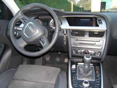 Audi A4 iv avant 2.0 tdi 143 dpf ambition luxe