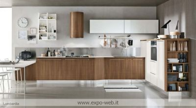 Stosa cucine cucina milly in laminato tranch da for Stosa cucine verona