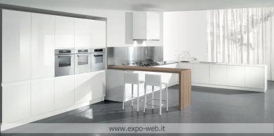 Promozione arredo3 cucine mod wega da arredamenti expo web for Arredamenti d autore crotone