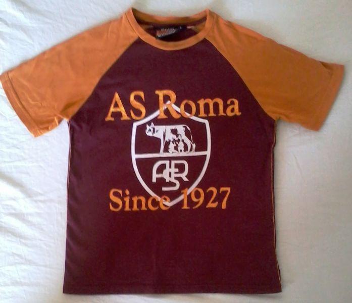 tuta ROMA merchandising
