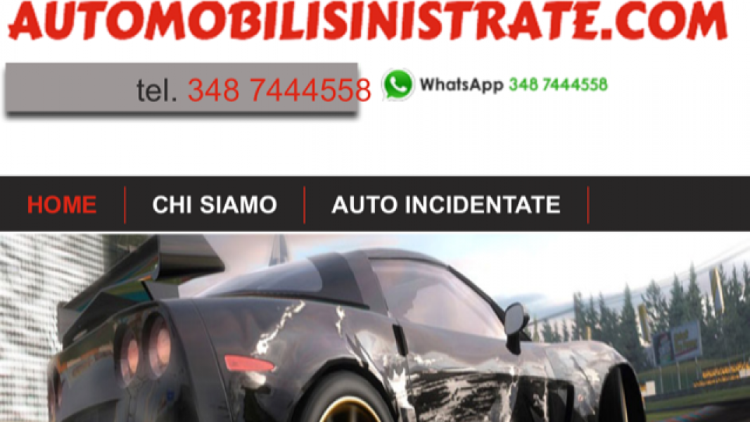 Auto incidentate T 3487444558