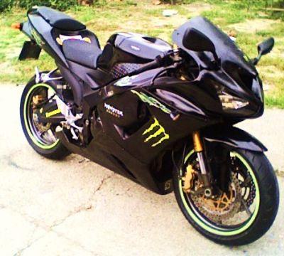 Kawasaki Ninja Zx 636 R 2005 615000km 131 Cv