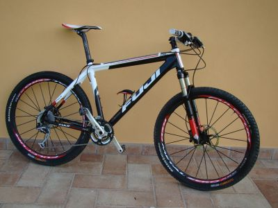 Mountain bike Fuji sl, tg. M