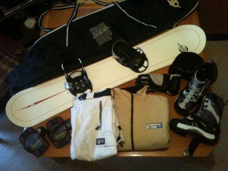 Tavola da snowboard - Tavola snowboard attacchi offerta ...