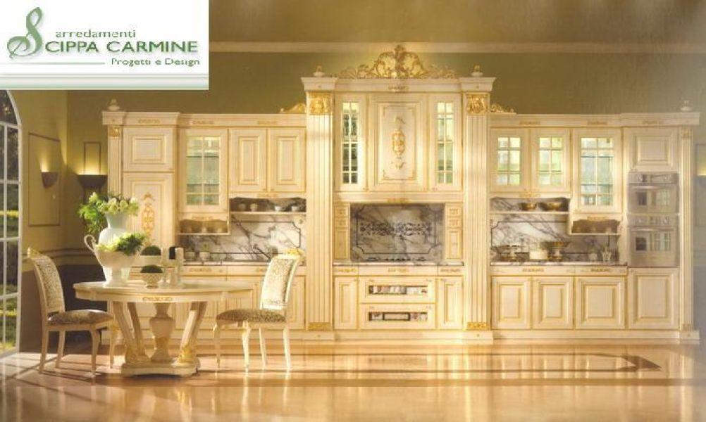 mobili barocco camere da letto