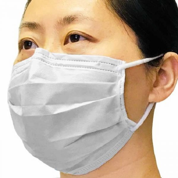 Wholesale FDA 3 Ply Custom Non Woven Medical Surgical Disposable Face Mask