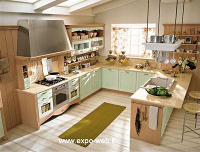 Dibiesse cucine cucina mod asolo in effetto muratura da for Arredamenti d autore crotone