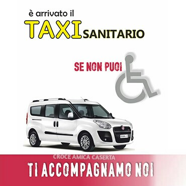 Ambulanze Private Caserta - CROCE AMICA