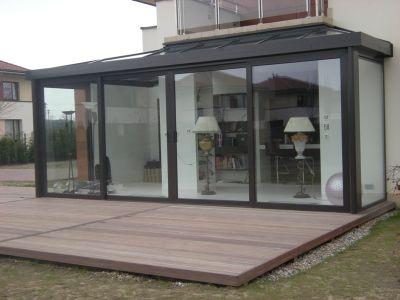 Emejing Giardino D Inverno Terrazza Images - Design Trends 2017 ...