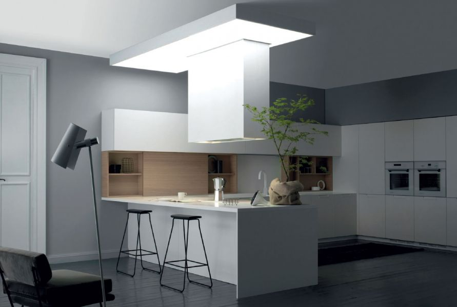 Cucina moderna da esposizione for Casa moderna crotone