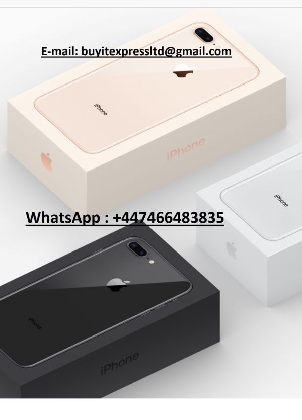 Apple iPhone 8 - 450 EUR e Apple iPhone 8 Plus - 480 EUR