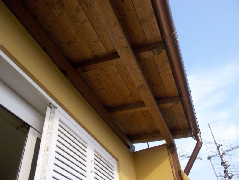 Soppalco in legno lamellare tetti pergole gazebo auto for Soppalco in legno lamellare