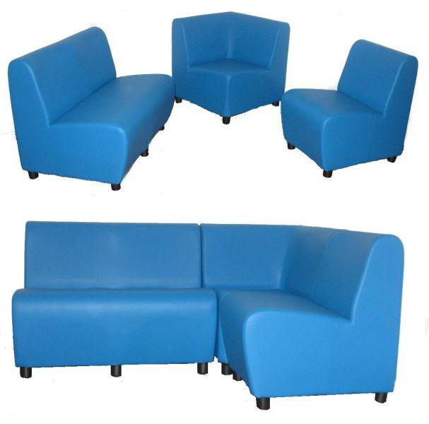 poltrone e divani in similpelle ignifuga
