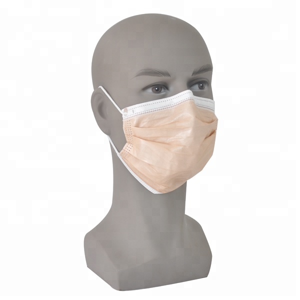 Wholesale FDA 3 Ply Custom Non Woven Medical Surgical Disposable Face Mask With Earloop