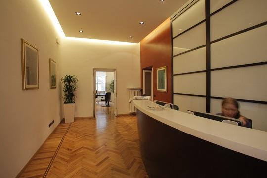 Roma centro via veneto ufficio virtuale domiciliazione for Ufficio virtuale