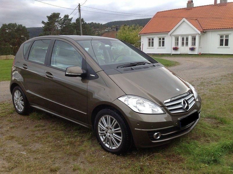 Mercedes benz a klasse a180cdi 3000 for Mercedes benz under 3000