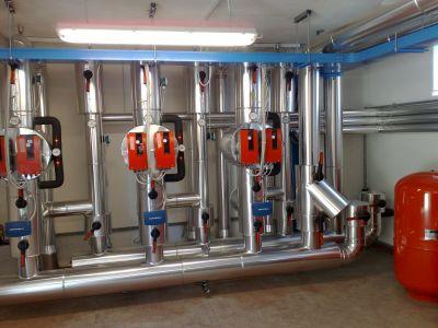 Isolamenti termici civili ed industriali for Isolamenti termici