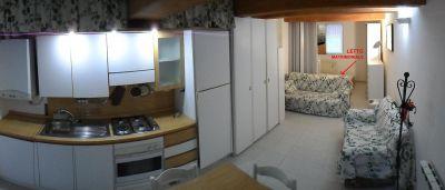 Periodi medio brevi spese e garage incluso for Monolocale napoli affitto arredato