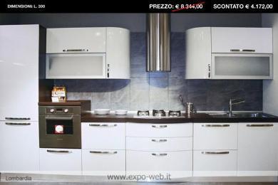 Svendita cucina mod patty stosa cucine da arredamenti for Vendita mobili terni