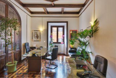 Uffici arredati in affitto nel cuore della capitale for Uffici arredati roma in affitto