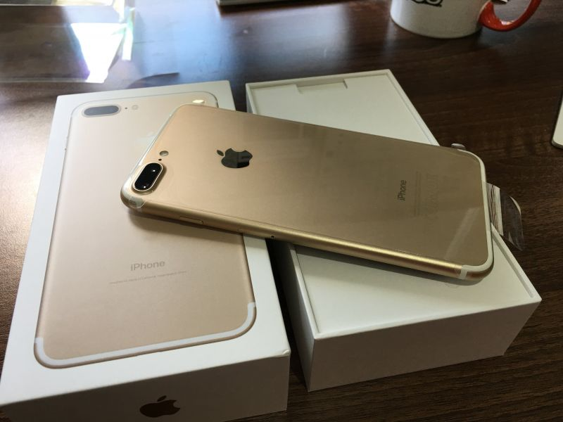 IPhone 7 / iPhone 7 Plus 400 EURO