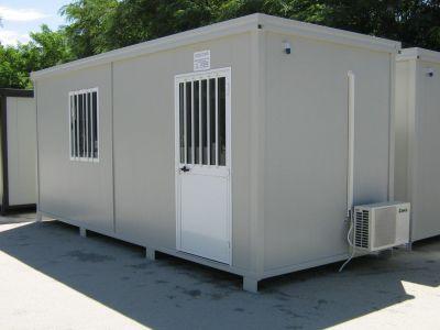 Container nuovi e usati for Moduli abitativi usati