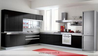 Spagnol cucine la cucina mod styling da arredamenti for Arredamenti d autore crotone