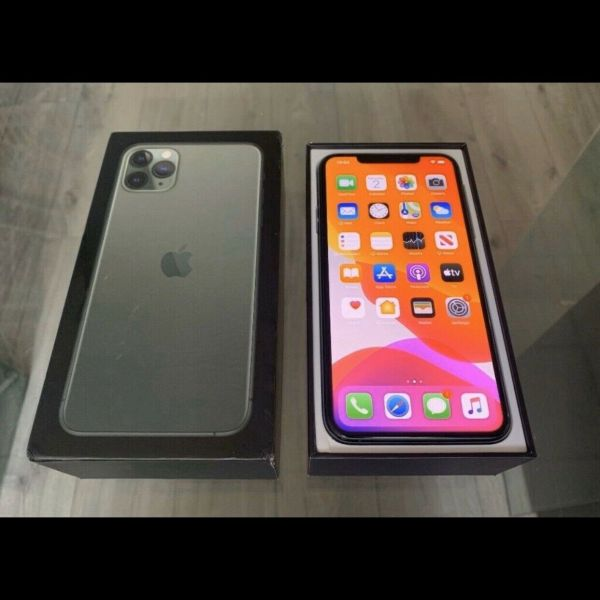 WhatsApp 447451212932 Apple iPhone 11 Pro 64gb €500 iPhone 11 Pro Max 64gb €530