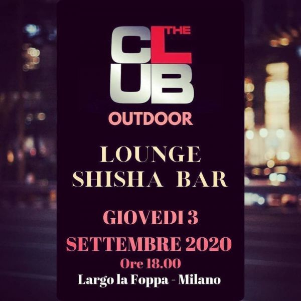 Riapre il The Club