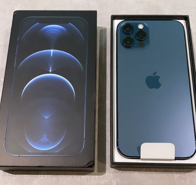Apple iPhone 12 Pro 128GB per €550 , iPhone 12 64GB per €430, iPhone 12 Pro Max 128GB per €600EUR