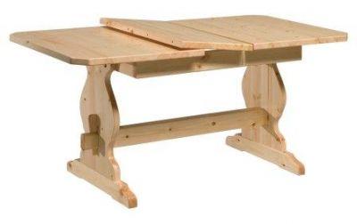 Tavolo frattino allungabile in legno massello for Cerco tavolo in regalo